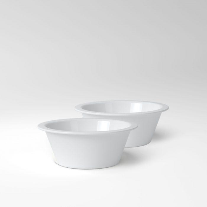 Dogbar M porcelain set