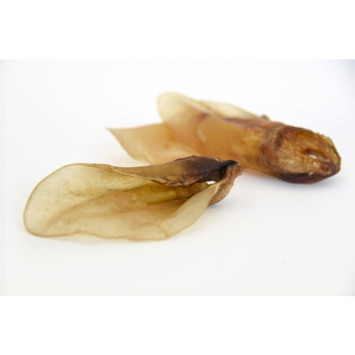 Rinderohren mit Muschel