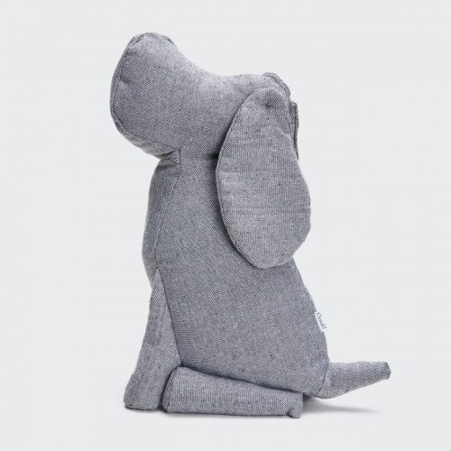 cloud7 deco dog tweed grey 1